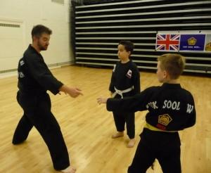 Junior Martial Arts Classes In Thetford