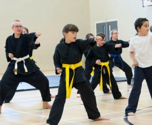 Martial Arts in Thetford for Kids